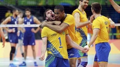 L'oro resta un tabù l'talia si arrende al Brasile