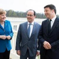 A Ventotene summit Italia-Francia-Germania: L'Europa post Brexit è da rifondare