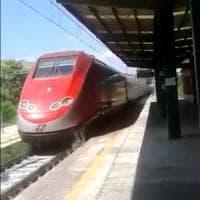 Test delle Ferrovie, il Frecciarossa verso il debutto in Basilicata