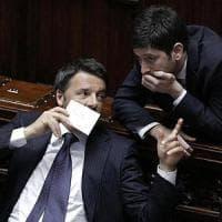 Referendum e tasse: opposizioni e minoranza dem all'attacco di Renzi