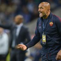 Roma, Spalletti sfida il Porto: