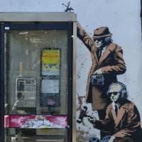 Gb, ristrutturano edificio: distrutto il murales di Banksy, valeva un milione di euro