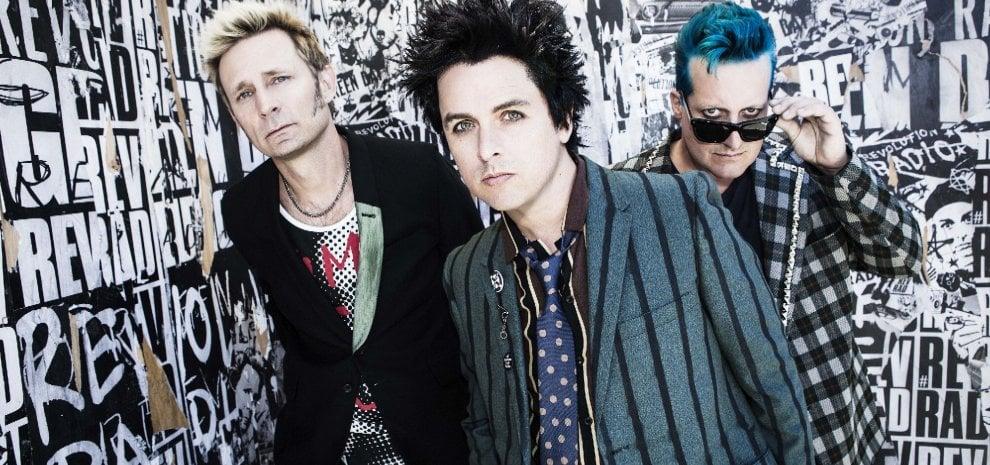 """Green Day: """"Basta droghe, ora lottiamo per la giustizia"""""""