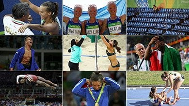 Sondaggio  Rio in 25 foto, quale scegliete?    Videoscheda  In & out alle Olimpiadi