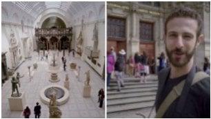 Maratona tra i musei di Londra vede 140mila opere in un giorno