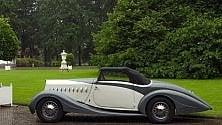 Peugeot classiche, che show in Olanda