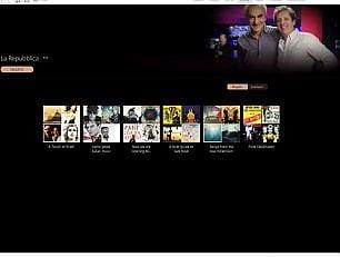 Su Apple Music la musica scelta da Repubblica