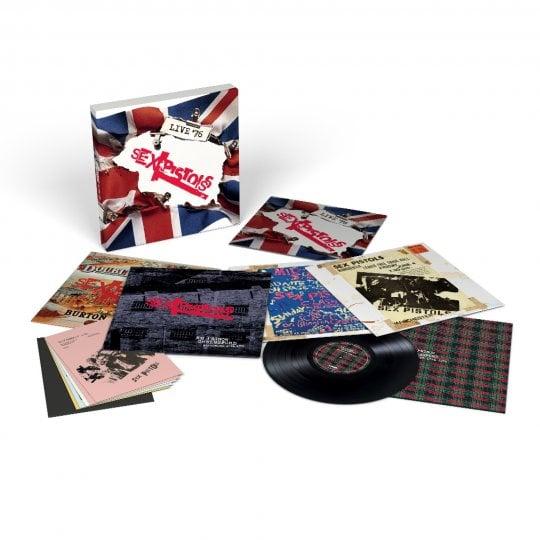 Sex Pistols, Manchester 1976: la sera in cui nacque il punk