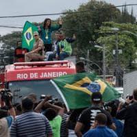 Brasile, l'allarme di Amnesty: almeno 8 persone uccise dalla polizia durante