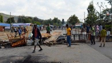 Etiopia sull'orlo della guerra civile: centinaia di morti durante proteste