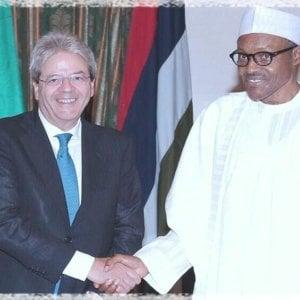 Nigeria, il viaggio in Africa di Gentiloni tra accordi e Cooperazione