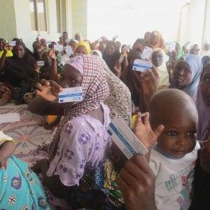 Nigeria, aumenta nel Nord il numero di chi ha bisogno di essere sfamato