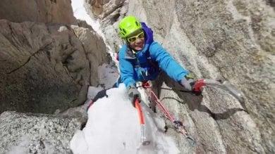 Alpinismo, il leggendario Gabarrou apre una nuova via sul Cervino