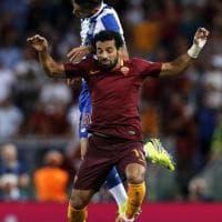 Roma-Porto, il film della partita