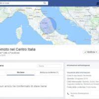 Terremoto, Facebook lancia il 'safety check' per rassicurare gli amici