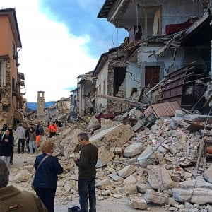 TERREMOTO IN CENTRO ITALIA: PROTEZIONE CIVILE TRENTINA ALLERTATA