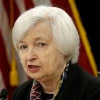 Piazza Affari chiude positiva (+0,7%). A Jackson Hole, Yellen si terrà aperte tutte le...