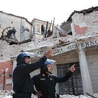 Terremoto Amatrice, la terra trema anche in Abruzzo: all'Aquila torna la paura