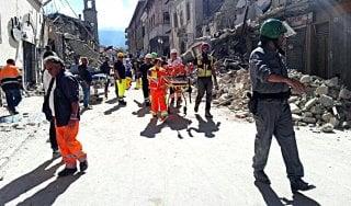 """Terremoto, Malagò: """"Siamo e resteremo al fianco delle persone colpite"""""""