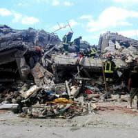 Terremoto, Malagò: