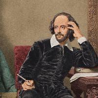 William Shakespeare che aveva