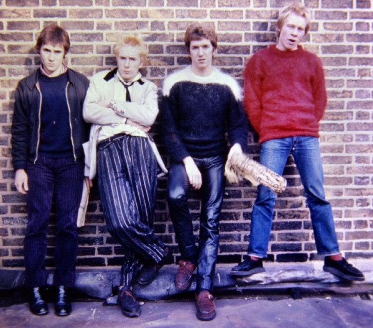 Sex Pistols, i cattivi maestri del punk inglese