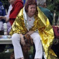 Nell'Italia dei terremoti vite salvate da nonni e padri