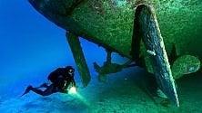 Sorpresa Malta    foto    sott'acqua è pure meglio