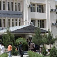Afghanistan, università americana sotto attacco: il luogo dell'assalto