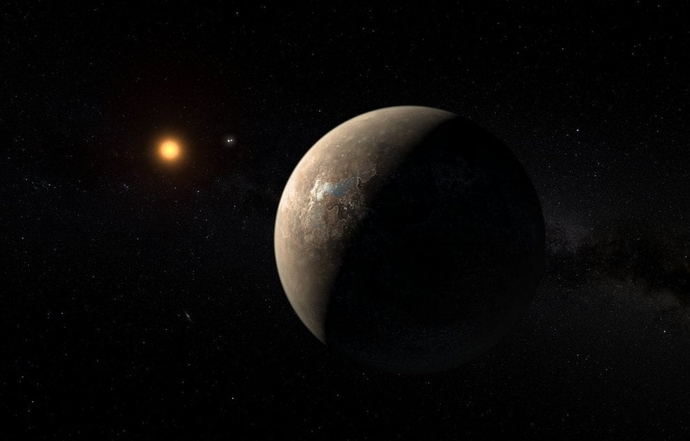 Proxima b, il pianeta attorno alla stella più vicina