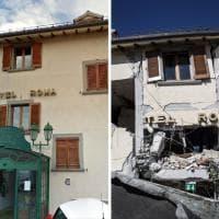 Terremoto, la tragedia dell'Hotel Roma di Amatrice