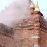 Terremoto in Myanmar. Danni per 200 templi della valle di Bagan