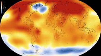 Clima, impatto umano dal 1830 L'alba del riscaldamento globale