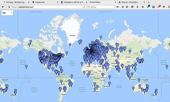 Tor sciopera, l'anonimato in rete è a rischio per 24 ore