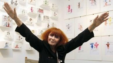 Lutto nella moda, è morta Sonia Rykiel la stilista della Rive Gauche   foto