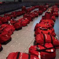 Rio, gli atleti britannici arrivano all'aeroporto ma le 900 valigie sono