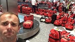 Il rebus delle valigie britanniche Sono 900 e tutte uguali