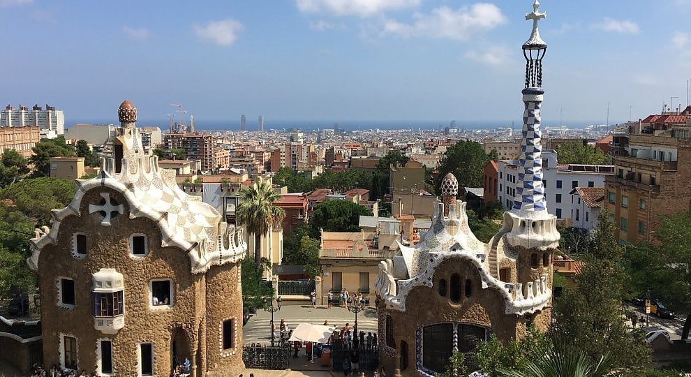 Barcellona: mare, arte e...