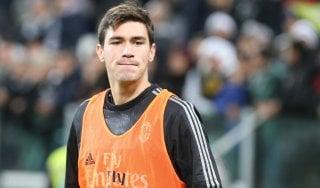 Milan, no al Chelsea per Romagnoli: ''Offerta importante ma non lo cediamo''