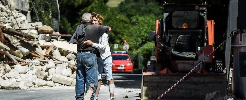 Terremoto, ad Amatrice nuove scosse. Oltre 250 morti