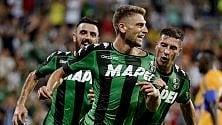 Stella Rossa-Sassuolo  0-0   segui la gara in diretta