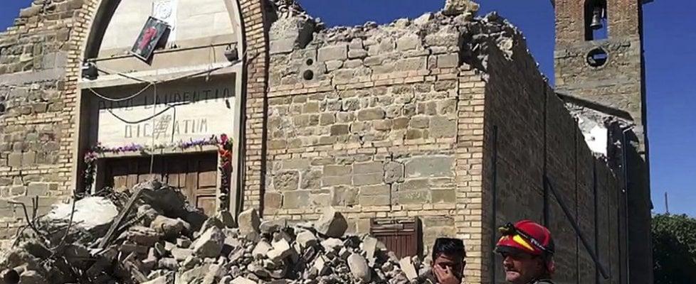 """Terremoto, Franceschini: """"293 beni culturali colpiti solo nella zona più ristretta, la sfida è ricostruire i borghi"""""""