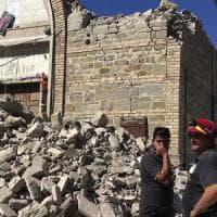 Terremoto, Franceschini: