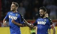 """Berardi e Sassuolo: sì     """"Strameritato  l'Europa """"    ft"""