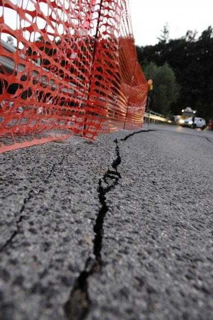 Terremoto, chiuso ponte verso Amatrice: danneggiato dopo ultima scossa