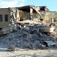 Terremoto, ecco le scuole collassate: il ritorno sui banchi è un'incognita