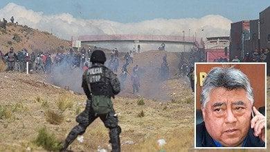 Bolivia, viceministro rapito e ucciso  da minatori in rivolta   foto   -   video
