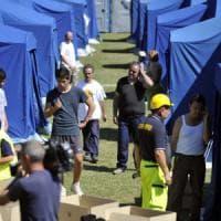 Terremoto, 268 vittime. Violenta scossa all'alba. Domani funerali di Stato ad Ascoli e...