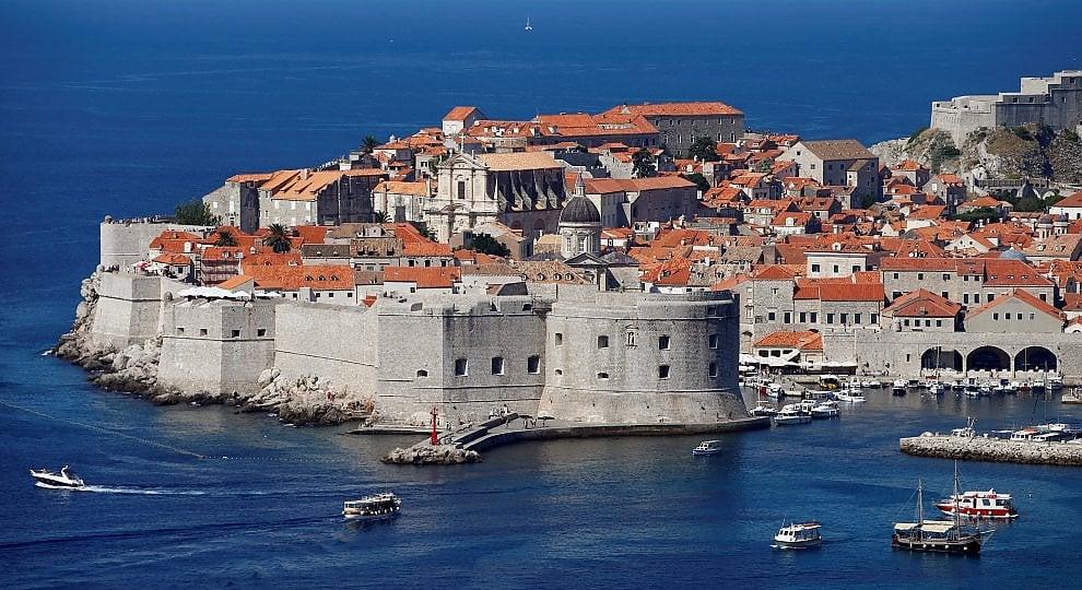 Dubrovnik a numero chiuso/  ft