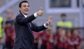 Milan, Montella: ''Napoli esame per capire a che punto siamo''